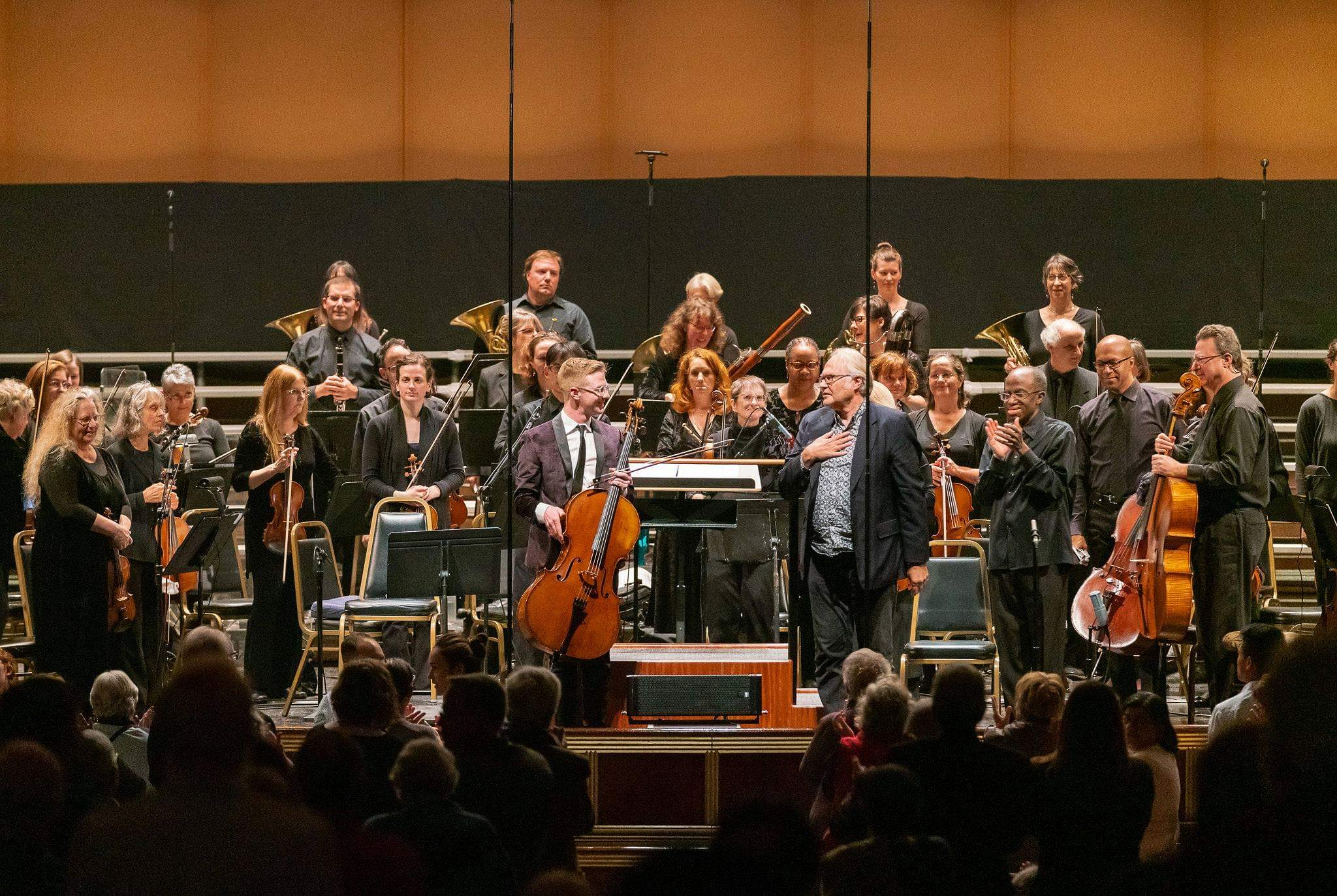 Ghost Ship Concerto for Cello and Orchestra performed by the Oakland Symphony
